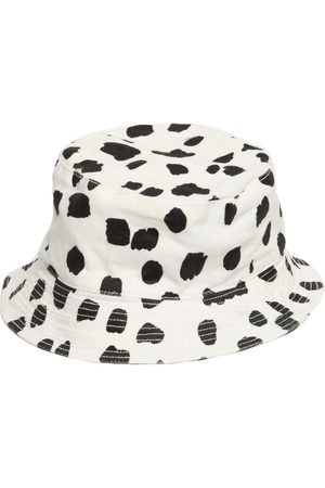 Stella McCartney Dalmatian Cotton Corduroy Bucket Hat