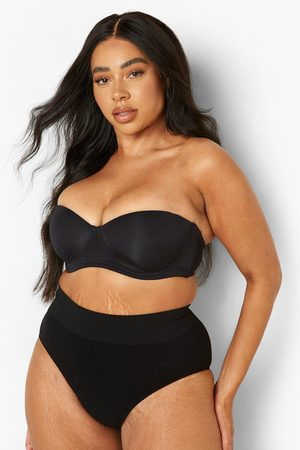 Boohoo Womens Plus Fuller Bust Strapless Bra - - 40D