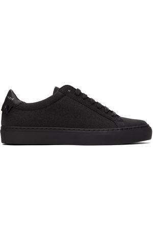 Givenchy Women Sneakers - Black Glitter 4G Urban Knots Sneakers