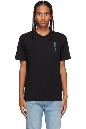 Kenzo Men T-shirts - Black Graphic Classic T-Shirt