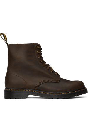 Dr. Martens Men Boots - Brown 1460 Pascal Boots