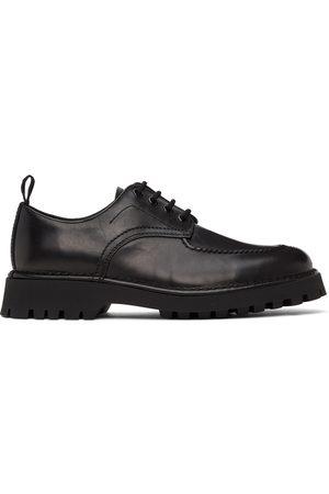 Kenzo Men Formal Shoes - Black K-Mount Derbys