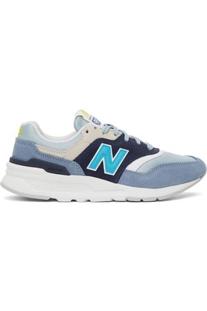 New Balance Women Sneakers - Navy & Grey 997H V1 Sneakers