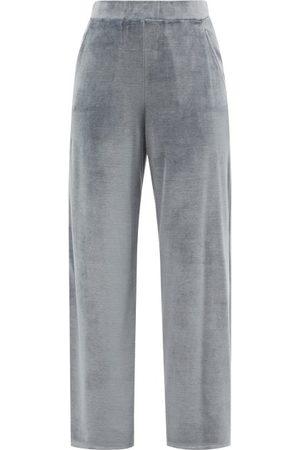Max Mara Orvieto Trousers - Womens - Grey