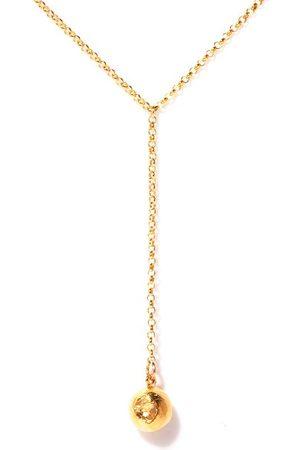Alighieri The Pendulum Of The Night -plated Necklace - Womens