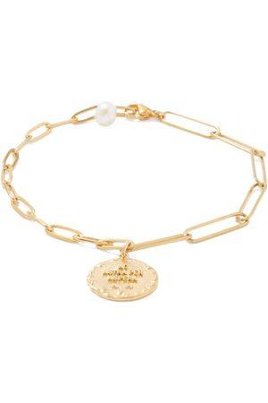 BY ALONA Women Bracelets - Stella Pearl & 18kt -plated Bracelet - Womens - Multi
