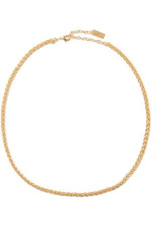 Saint Laurent Women Necklaces - Spiga-link Chain Necklace - Womens