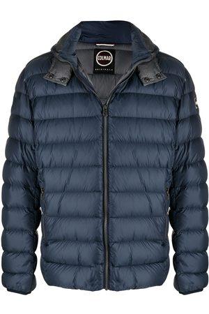 Colmar Men Puffer Jackets - Hooded puffer jacket