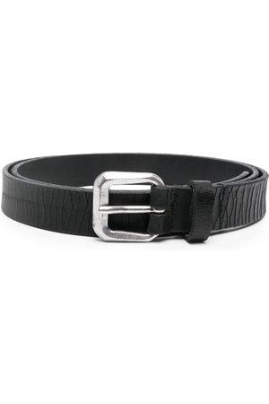 Dsquared2 Men Belts - Textured-leather belt