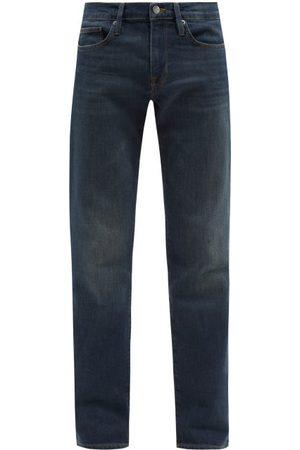 Frame L'homme Slim-leg Jeans - Mens - Dark Indigo