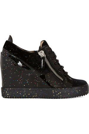 Giuseppe Zanotti Women Platform Sneakers - Kriss 85mm wedge sneakers