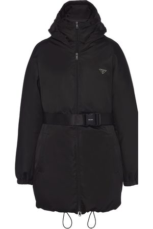 Prada Women Jackets - Re-nylon gabardine down jacket