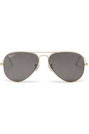 Ray Ban - Aviator Metal Sunglasses - Mens