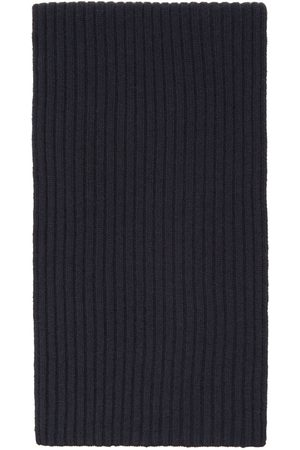 Arch4 Women Scarves - Navy & Grey Nancy Scarf