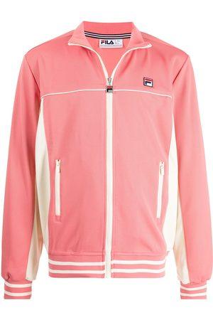 Fila Men Sports Jackets - Logo-patch sport jacket