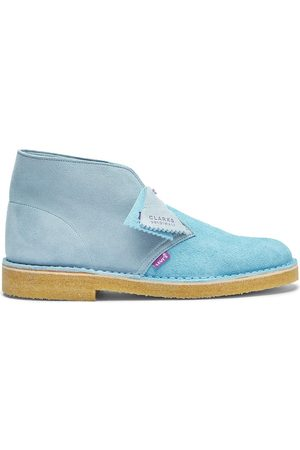 Clarks Men Lace-up Boots - X Levi's suede Desert boots