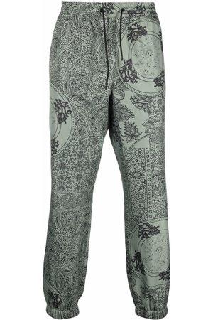 Msgm Paisley drawstring trousers