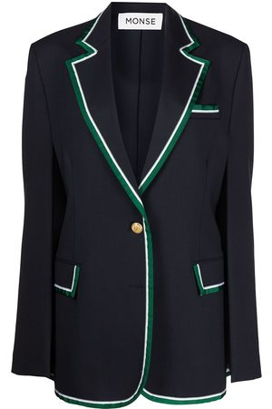 MONSE Women Blazers - Prep School cape blazer