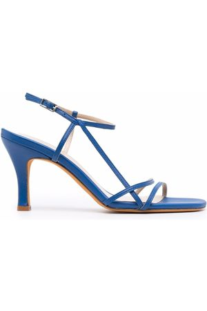 MARYAM NASSIR ZADEH Women Sandals - Irene crossover-strap sandals