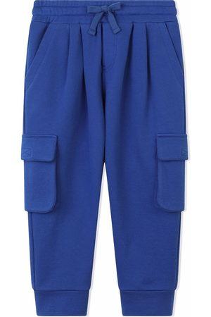 Dolce & Gabbana Boys Cargo Pants - Cargo-pocket track pants
