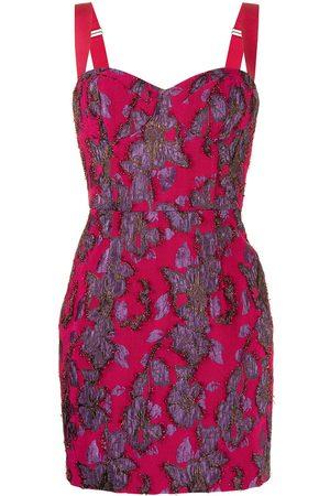 Rebecca Vallance Kassia bustier mini dress
