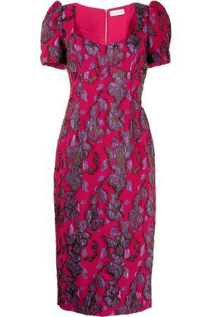 Rebecca Vallance Women Midi Dresses - Kassia midi dress