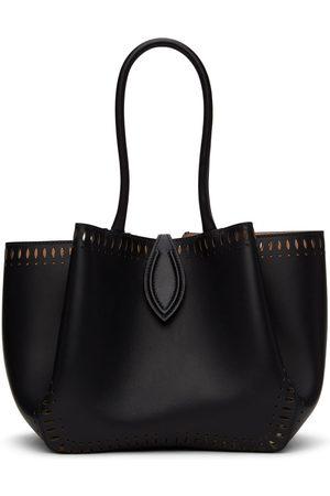Alaïa Women Tote Bags - Black Angèle 20 Tote