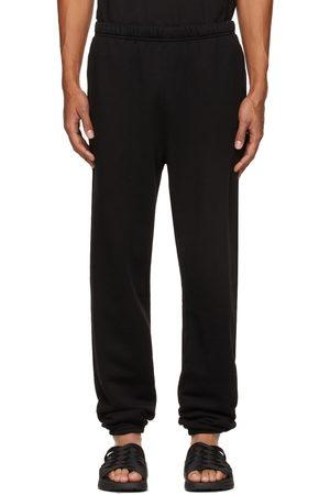 Les Tien Men Sweats - Black Heavyweight Classic Lounge Pants