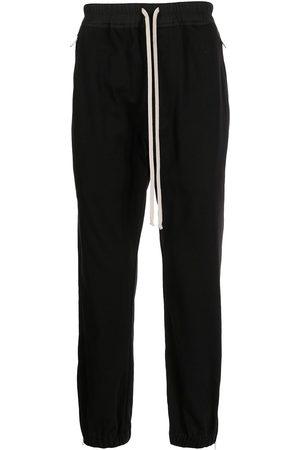 Rick Owens Men Sweatpants - Slim-fit track pants