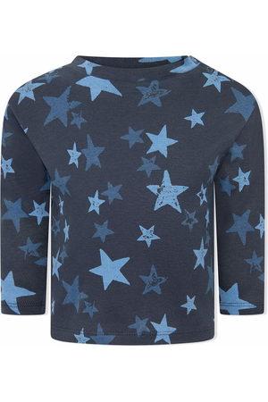 Molo Tops - Organic cotton star-print top