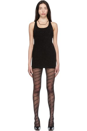 Vetements Women Party Dresses - Open Back Mini Dress
