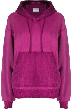 Cotton Citizen Women Hoodies - Tie-dye cotton hoodie