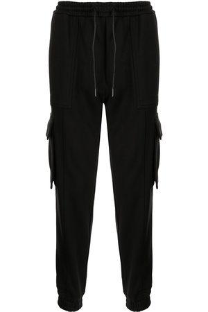 JUUN.J Tapered-leg cargo trousers