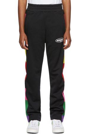 Palm Angels Women Sweatpants - Black Missoni Edition Track Pants