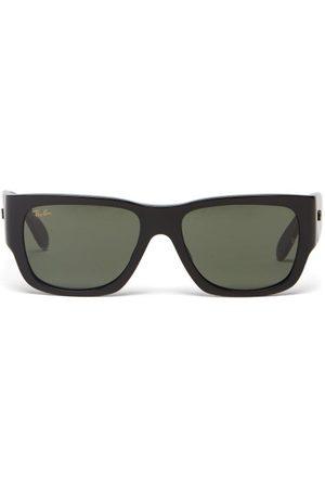 Ray Men Square - Ban - Nomad Square Acetate Sunglasses - Mens