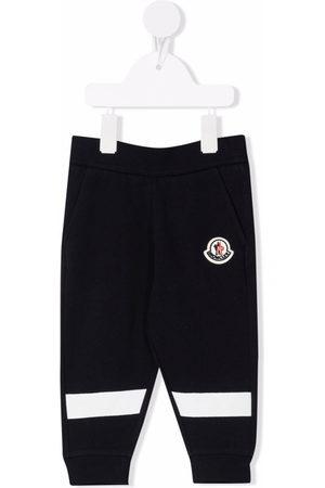 Moncler Baby Sweatpants - Logo-patch track pants