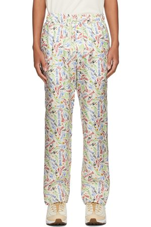 Palm Angels Off-White Missoni Edition Scribble Lounge Pants