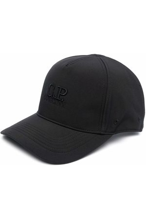 C.P. Company Men Caps - Embroidered logo baseball cap