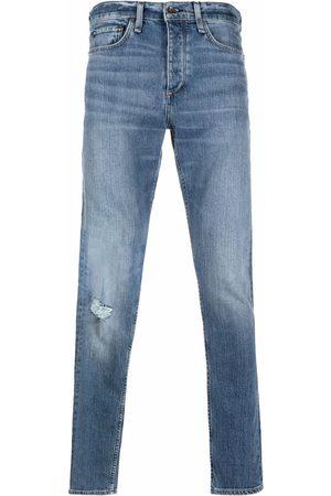 RAG&BONE Distressed-finish slim-fit jeans