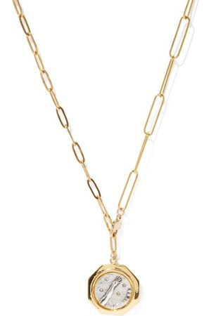 BY ALONA Women Necklaces - Leo 18kt -plated Necklace - Womens