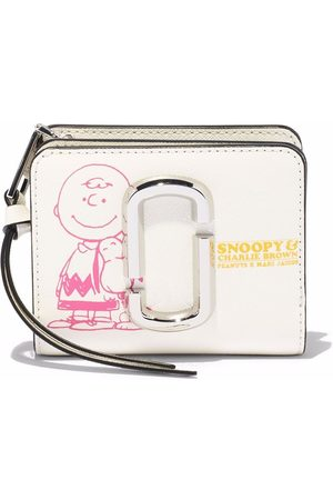 Marc Jacobs Women Wallets - X Peanuts The Snapshot leather wallet