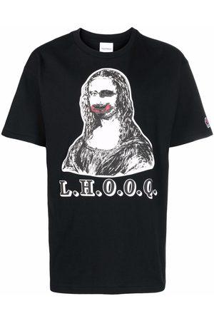READYMADE Men Short Sleeve - Graphic-print shortsleeved T-shirt