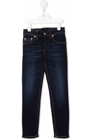 DONDUP KIDS Boys Skinny - Skinny-cut denim jeans