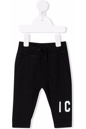 Dsquared2 Sweatpants - Icon cotton track trousers