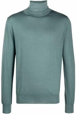 Boglioli Wool turtleneck jumper