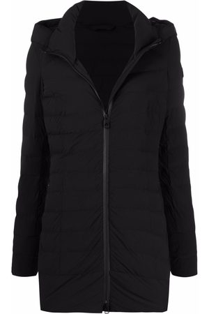Peutery Women Puffer Jackets - Long-sleeved padded coat