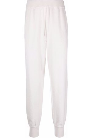 Malo Men Sweatpants - Knitted track pants - Neutrals