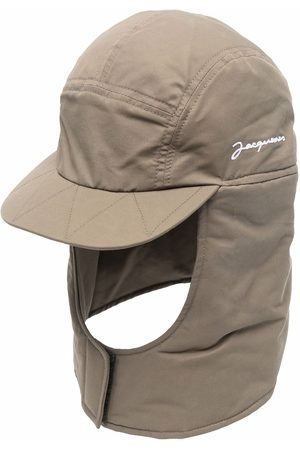 Jacquemus Men Caps - La Casquette Cagoule cap