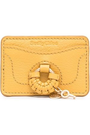 See by Chloé Women Purses - Key-charm leather cardholder
