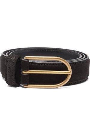 Anderson's Men Belts - Suede Belt - Mens